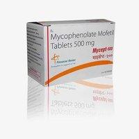 MYCEPT 500 FC -TAB.(Mycophenolate)