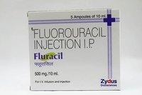 FLURACIL 500MG. INJ. (Fluorouracil)