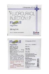 FLURACIL 250MG INJ.