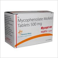 MYCEPT Cap 500(Mycophenolate)