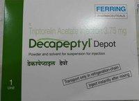 DECAPEPTYL CR 3.75 MG INJ. ( Triptorelin )