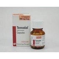 TEMOZOL 100MG TAB (Temozolamide)
