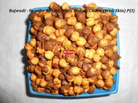 Rajwadi Masala Rosted Chana Gram Daliya With Skin