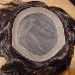Patch Hair Wig