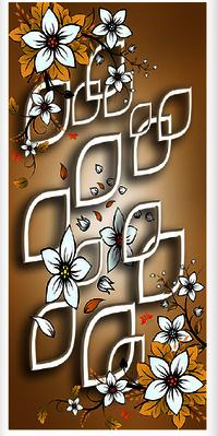 Decorative Door Skin Sheet