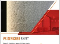 PC Embossed Sheet
