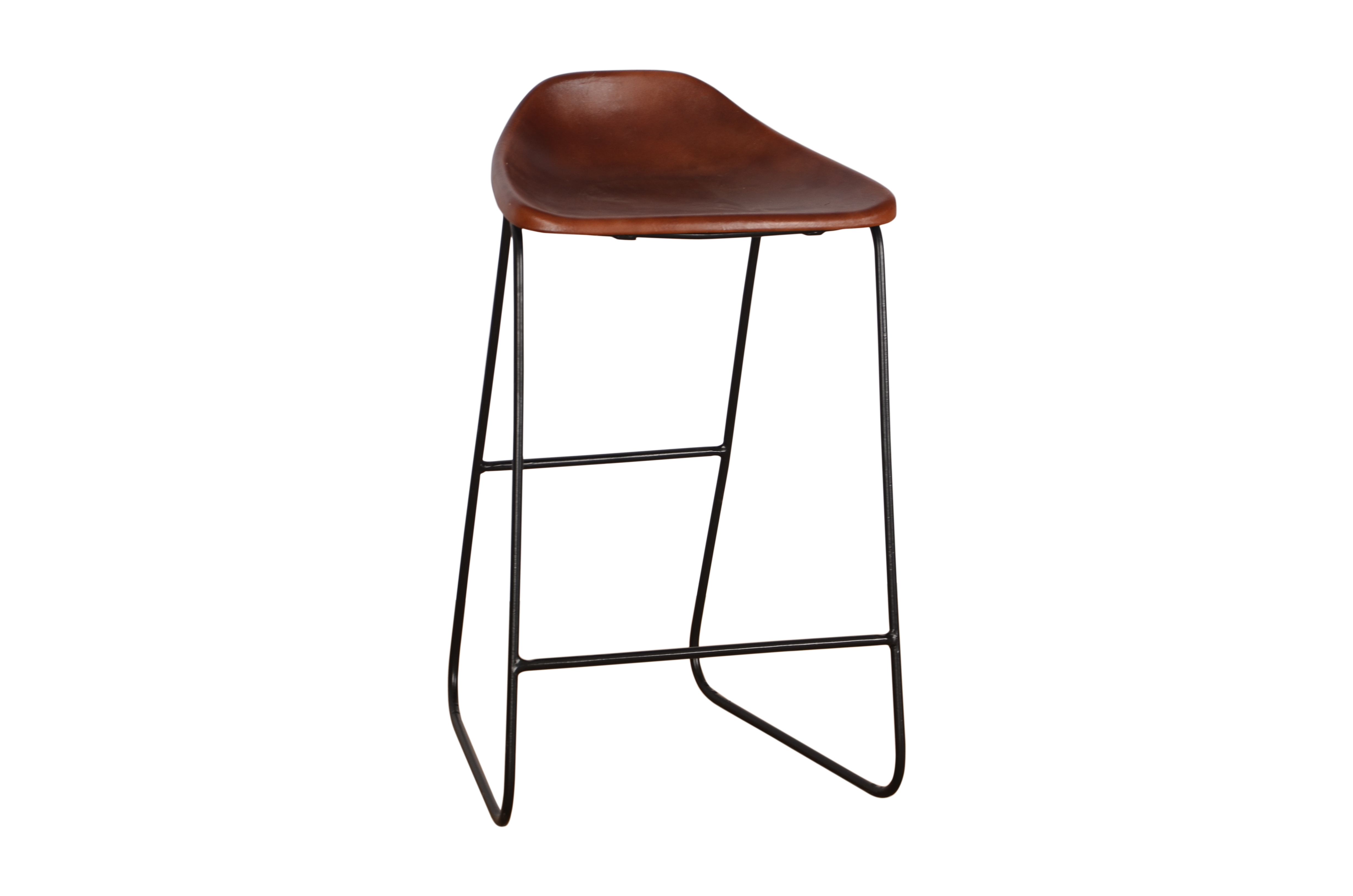 Bar iron chair