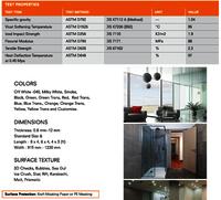 GPPS Acrylik Sheet