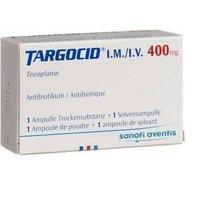 TARGOCID 400mg Inj. (Teicoplanin )