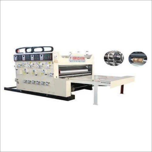 Die Cutter Printer Slotter Machine