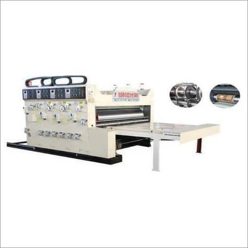 Die Cutter Printer Slotter Machine