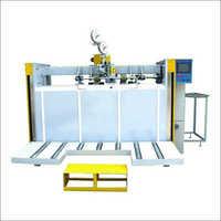 Semi Automatic Stapler Machine