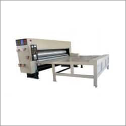 Single And Double Colour Flexo Board Printer