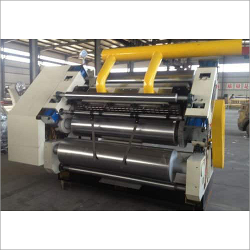 Auto Corrugated Box Making Machine