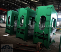 Moulded Wood Sawdust Pallet Machine