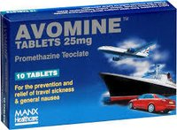 Avomine, Phenergan, Histantil