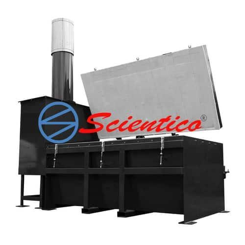 INCINERATOR FOR AGRICULTURE