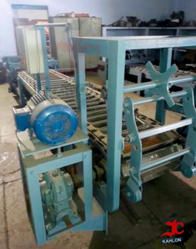 Automatic Lead Ingot Machine