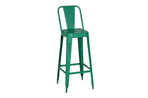 Iron bar chair