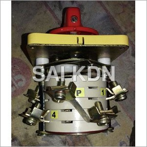 60amp 2 Pole 4way Rotary Switch