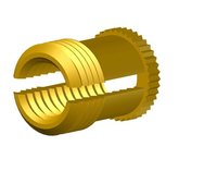 Self Locking Brass Insert