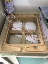 Medical urine bag welding and making machine