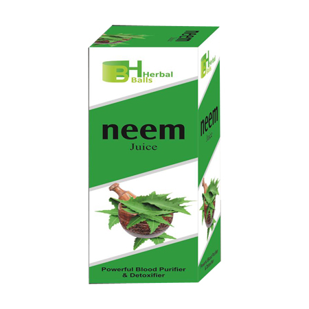 Neem herbal juice