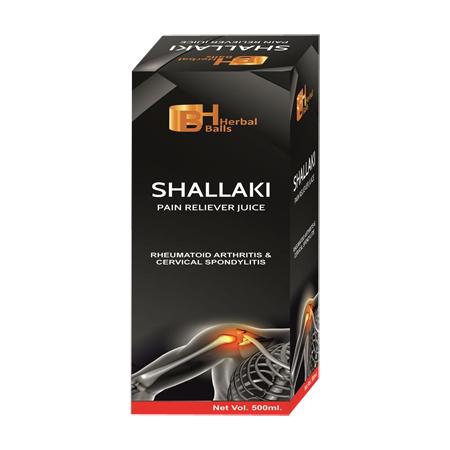 Herbal Shallaki Juice