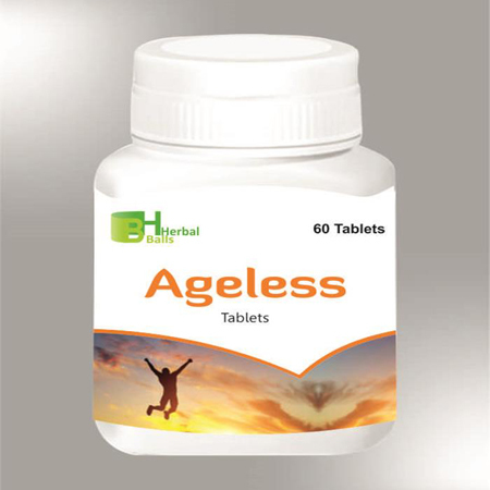 Ageless herbal tablets