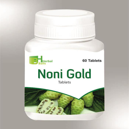 Herbal Noni Softgel Capsule