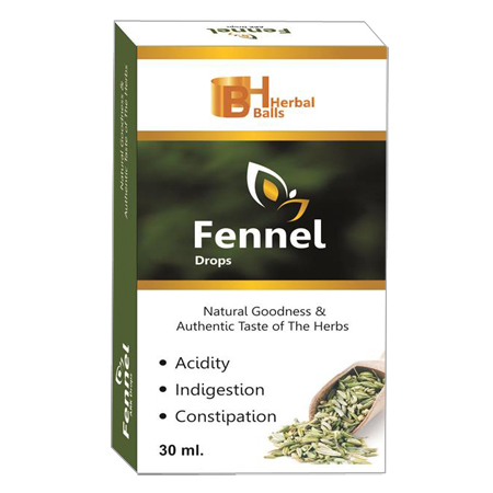 Herbal Fennel Drop