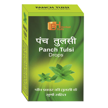 Herbal Panch Tulsi Drops