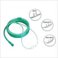 Twin Bore Nasal Oxygen Set