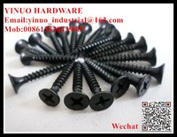 Black Phosphate Drywall Screw