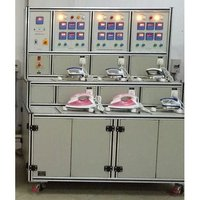 Endurance Test System For Electric Iron