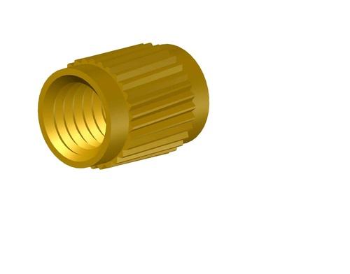 Tapered Brass Insert