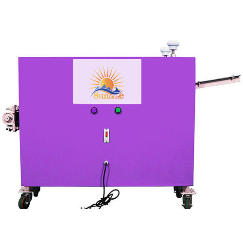 Automatic Namak ParaShakkar Machine
