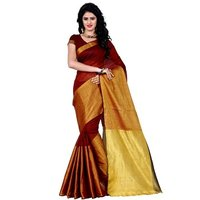 Cotton Saree Silk