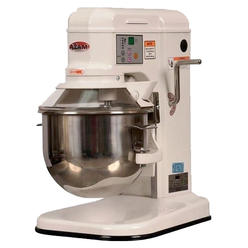 Dual Inverter Cream Mixer