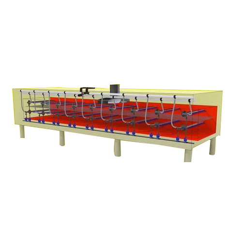 Ribbon Oven Gas Burner