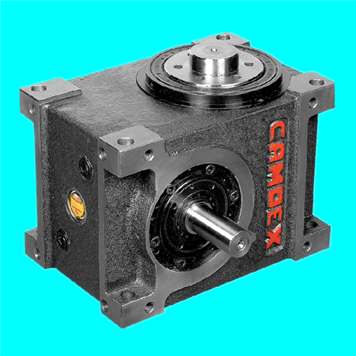 Flange Cam Indexing Drive