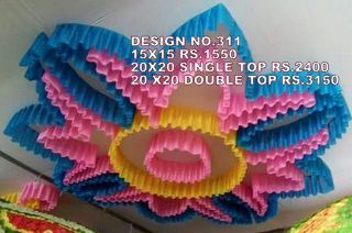 tent ceiling decorations,