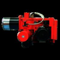 Oil Gas Burner