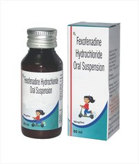Fexofenadine Hydrochloride Suspension