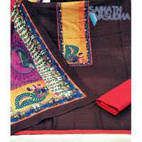 Silk Fabric Dress Materials