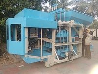 Automatic Type Block Making Machine