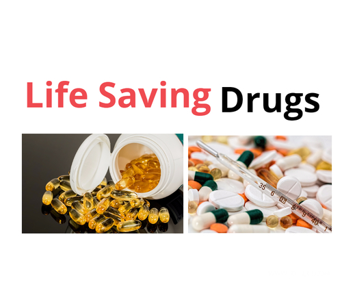 life saving drug