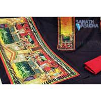 Ladies Silk Fabric Dress Materials