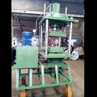 High Density Hydraulic Paving Block Machine
