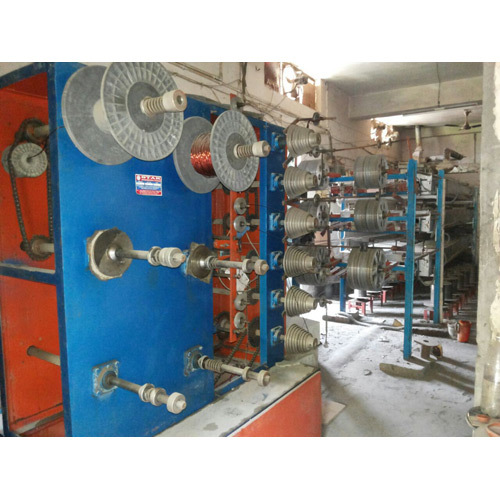 Copper Wire Enameling Machine